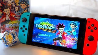 Beyblade Burst BATTLE ZERO Gameplay & LIMITED EDITION Shining Amaterios .3.Ds' Unboxing & Review!