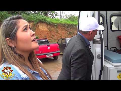 Prefeito Ayres Scorsatto Apresenta Ambulância de Samu para Juquitiba