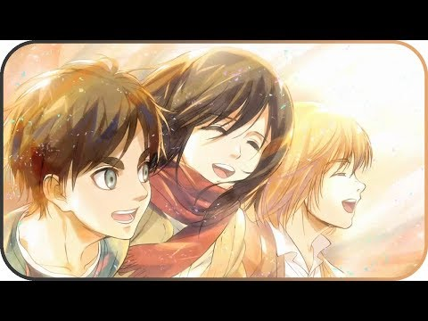 ▶ Attack On Titan / Shingeki No Kyojin Season 3 OP •「Red Swan」 YOSHIKI Feat. HYDE ᴴᴰ