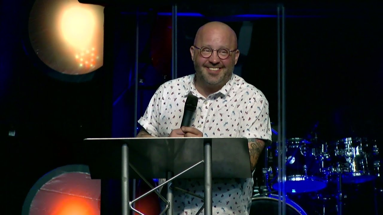 7/7/21  Spring First Church Live with Dr. Luke Holter