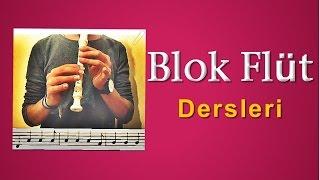ezgi1 7. sınıf müzik dersi blok flüt