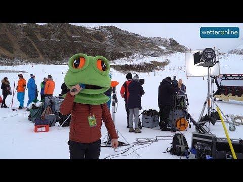 Wettergipfel: Skifahren dank Kunstschnee (1.12.2018)