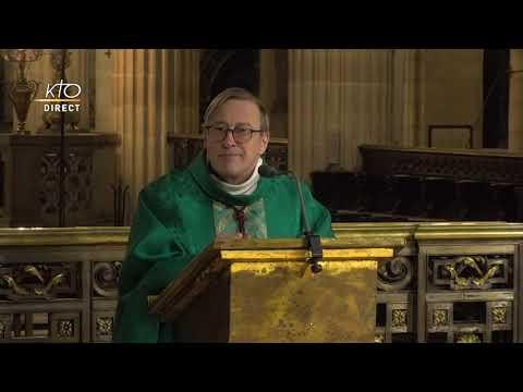 Messe du 12 février 2021 à Saint-Germain-l'Auxerrois