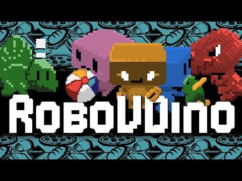 RoboVDino Official Trailer thumbnail
