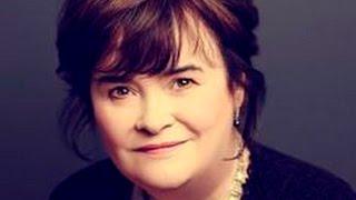 I Can Only Imagine - Susan Boyle - Lyrics - (HD scenic)