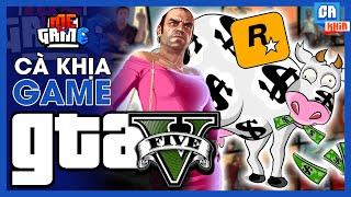 Cà Khịa Spiel: GTA 5 - Thà Vắt Sữa Chứ Không Làm GTA 6 | meGAME