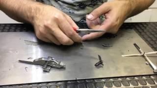 AH-64 Metal Kit Build