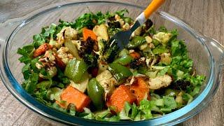 ഇതുപോലെ Vegetables കഴിച്ചു നോക്കൂ |ഇതാ ഒരു അടിപൊളി Grilled Vegetables| Grilled Vegetables Malayalam
