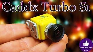 ✔ FPV Камера Caddx Turbo S1 CCD 600TVL/2.1mm/OSD/D-WDR! Caddx.us!