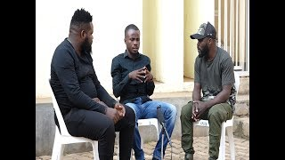 MADRAT AND CHIKO (PART ONE) - From Grass to the Top in Comedy - MC IBRAH INTERVIEW