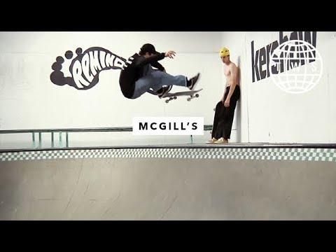 TWS Park: McGill's Skateshop