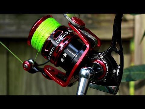 Smoothest Spinning Reel Ever – KastKing Fishing Reel