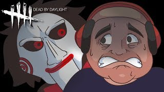 """I NEVER """"SAW"""" IT COMING! NO? OKAY.. [DEAD BY DAYLIGHT] [NEW DLC]"""
