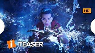 Aladdin | Teaser Trailer Legendado Oficial