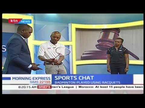Sports Chat: Badminton