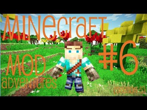 Mabi's Minecraft Mod Adventures #6 (PIG! OPEN THE DOOR!) - Season 5 -