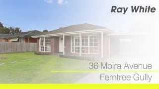 36 Moira Avenue Ferntree Gully Agent: Chris Watson 0406 003 856
