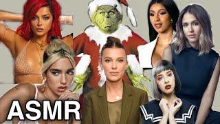 ASMR   Celebrities Try ASMR (pt.2)