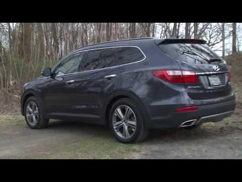 2013 Hyundai Santa Fe - Drive Time Preview with Steve Hammes