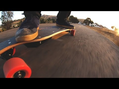 WowGo Electric Longboard Review – Hill Climb Challenge