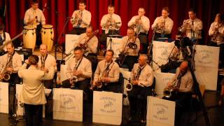 Barry Manilow: Hey Mambo - Friends Big Band, Győr (live)