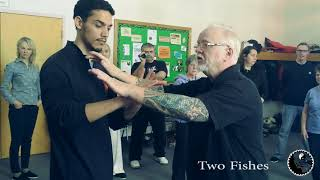 Neutralization in Tai Chi