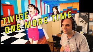Ellis Reacts #789  Guitarist Reacts To TWICE   ONE MORE TIME  Twice Always Surprises Me.