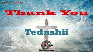 Thank You  Tedashii