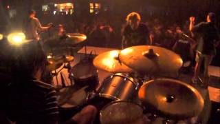 Dani Washington of Neck Deep (Gold Steps & Serpents - Drum Cam)