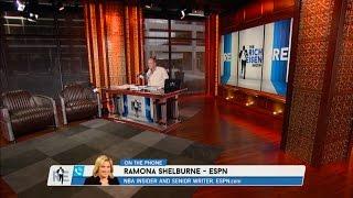 ESPN NBA Analyst Ramona Shelburne Talks NBA Trade Deadline, Lakers & More - 2/22/17