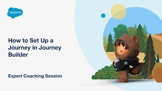 How to Set Up a Journey in Journey Builder