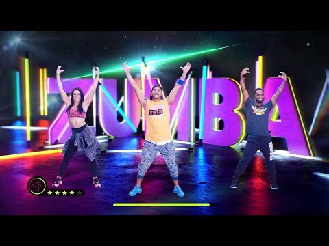 ZUMBA® BURN IT UP! Coming to Nintendo Switch November 19th thumbnail