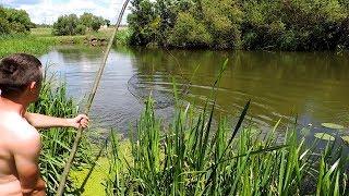 Сетка на паука для ловли рыбы
