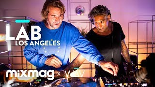 Tiefschwarz and Silky - Live @ Mixmag Lab LA 2018