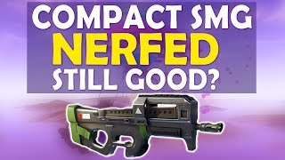 COMPACT SMG NERF: IS IT STILL GOOD? | COMPARING SMG TO DRUM - (Fortnite Battle Royale)