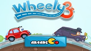 Wheely 3 Walkthrough All Levels