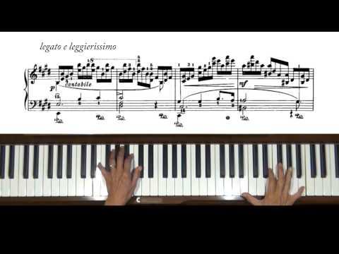 Etude Op  25, No  5, \