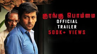 Here we go kuranguBommaiTrailer Best wishes to Nithilan vidaarth AJANEESHB Bhara