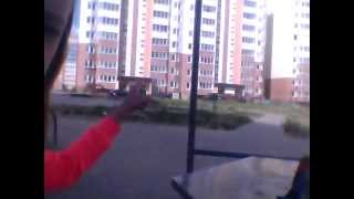 VLOG|с Шурой|смертельные качели,Смертельная горка)