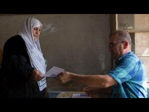 Kurds come out in force to vote on independence referendum