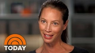 Christy Turlington-Burns: Nearly Dying In Childbirth Got Me Running | TODAY