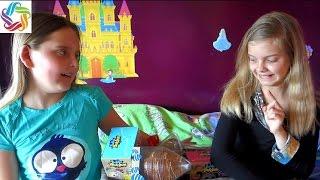 Пасха в Бельгии, шоколадные яица, играем с кричащими малышами, радужки review