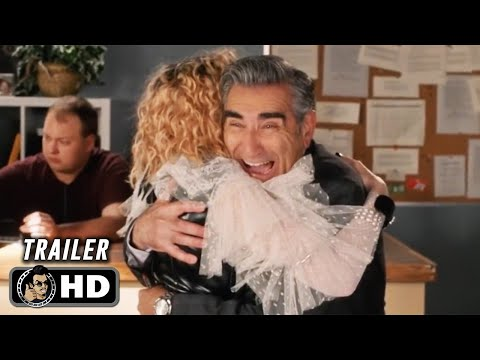 SCHITT'S CREEK The Final Season Official Trailer (HD) Eugene Levy