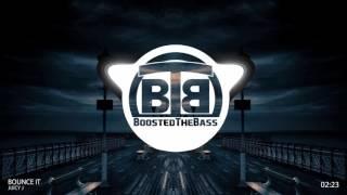 ▶Clean Bass Boost◀ Juicy J - Bounce It [HipHop]