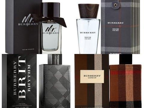 Burberry House Talk (Men's Fragrances)
