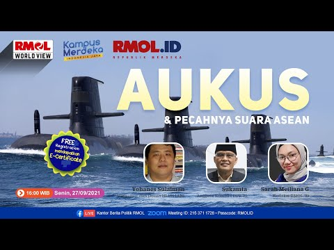 RMOL World View • AUKUS dan Pecahnya Suara ASEAN