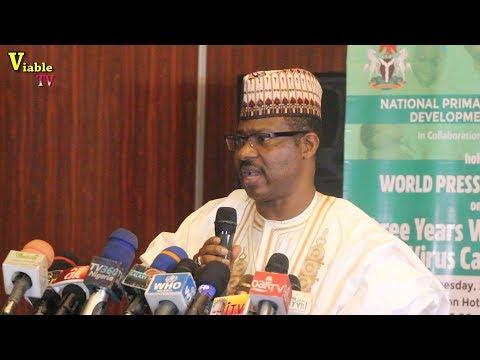 POLIO: Nigeria Marks Three Years Without Wild Polio Virus