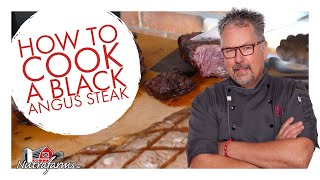 How To Cook A Black Angus Steak