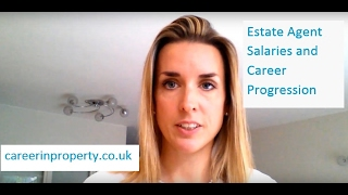 What does an estate agent earn - career progression and salaries