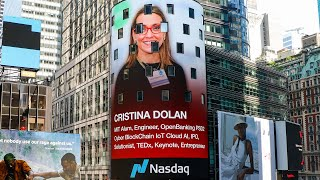 Cristina Dolan, Founder and Organizer at Dream it Code it Win it, CEO & Founder at InsideChains.com - Webinar on how to Help Governments, Health and Travel Organizations Deploy a WIShelter Covid-19